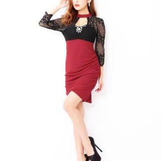 デイジーストア(dazzy store)のドレス♪(ミニドレス)