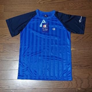 Champion - チャンピオン 150cm ブルー ストライプ Tシャツ
