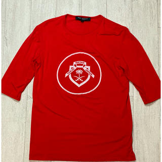ラフシモンズ(RAF SIMONS)の[レア]  RAF SIMONSラフシモンズ 伊勢丹コラボ  限定品size48(Tシャツ/カットソー(半袖/袖なし))