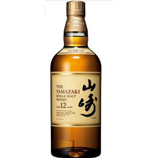 サントリー(サントリー)の山崎シングルモルトウイスキー 山崎12年 (正規品・箱なし) (蒸留酒/スピリッツ)