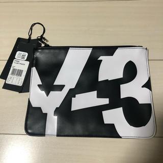 ワイスリー(Y-3)のY-3 ノベルティ クラッチバッグ ポーチ 非売品(セカンドバッグ/クラッチバッグ)