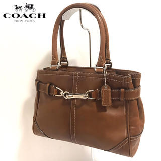 COACH - 【正規品】美品✨コーチ ハンドバッグ