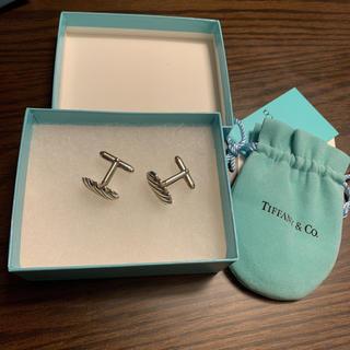 ティファニー(Tiffany & Co.)のティファニー カフス(カフリンクス)