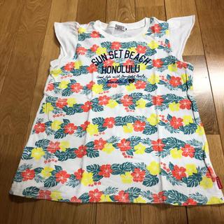 DOUBLE.B - ダブルB ノースリーブ Tシャツ サイズ140 日本製 ミキハウス