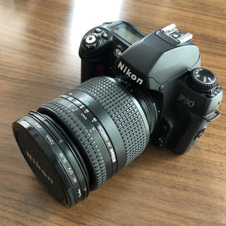 ニコン(Nikon)のNikon F80(フィルムカメラ)