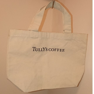 TULLY'S COFFEE - TULLY'S COFFEE  トートバッグ