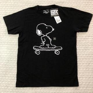 UNIQLO - UNIQLO スヌーピー Tシャツ
