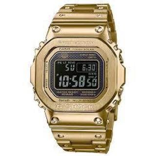 ジーショック(G-SHOCK)のG-SHOCK  ゴールド GMW-B5000GD-9JF 新品未使用品(腕時計(デジタル))
