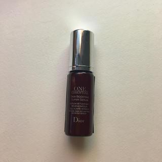 ディオール(Dior)のディオール ワンエッセンシャルセラム 7mlミニボトル(美容液)