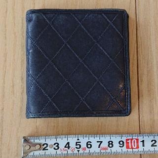 シャネル(CHANEL)のCHANEL メンズ 財布(折り財布)