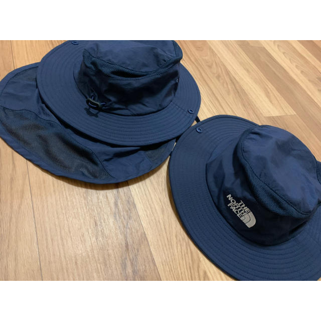 THE NORTH FACE(ザノースフェイス)のノースフェイスキッズ帽子 キッズ/ベビー/マタニティのこども用ファッション小物(帽子)の商品写真