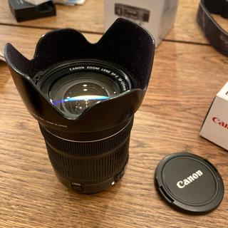 キヤノン(Canon)のefs18-135 STM ズームレンズ (レンズ(ズーム))