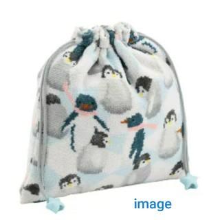 FEILER - フェイラー ペンギンアイランド 巾着ポーチ