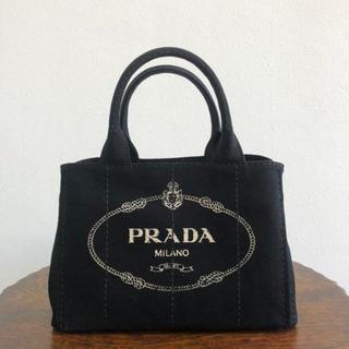 PRADA - PRADA プラダ カナパ カナパミニ ハンドバッグ ショルダーバッグ