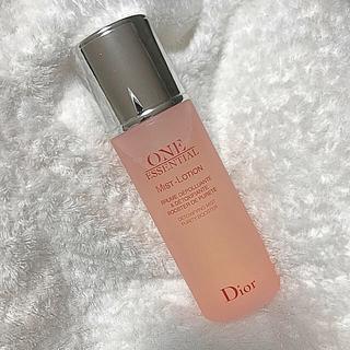 ディオール(Dior)の未使用 ワンエッセンシャルミスト 125ml(化粧水/ローション)