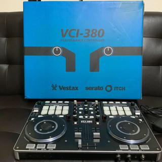 【値下げ】VCI-380 Vestax  PCDJ コントローラー(PCDJ)