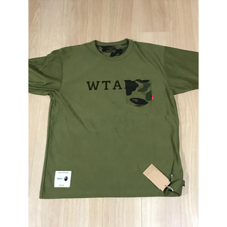W)taps - WTAPS APE Tシャツ サイズ2 新品