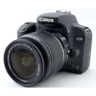 キヤノン(Canon)のCANON Kiss F★大人気一眼レフカメラ♪WiFiカード付き★(デジタル一眼)
