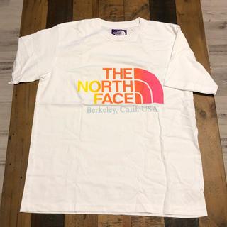 THE NORTH FACE - ノースフェイス   ロゴ Tシャツ   H/S Logo Tee  Sサイズ