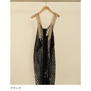 トゥデイフル(TODAYFUL)の専用トゥデイフル メッシュドレス(ロングワンピース/マキシワンピース)
