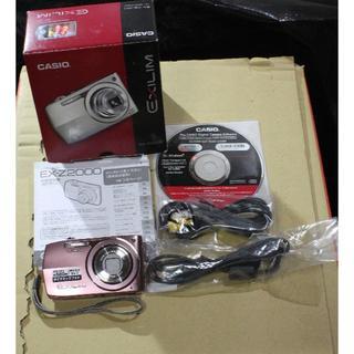 カシオ(CASIO)のカシオ EX-Z2000 コンパクトデジタルカメラ(コンパクトデジタルカメラ)
