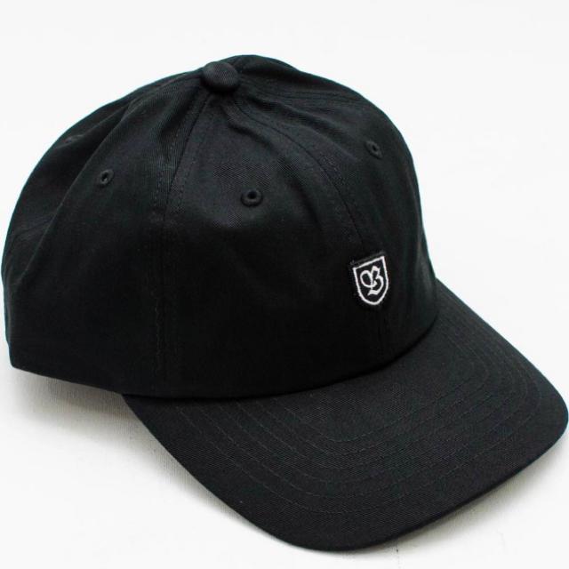 Ron Herman(ロンハーマン)のBRIXTON ブリクストン キャップ ブラック メンズの帽子(キャップ)の商品写真