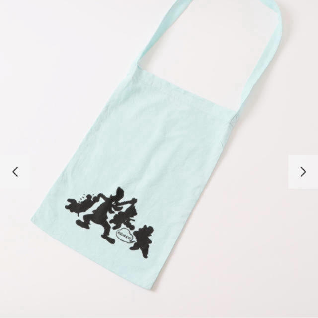 holiday(ホリデイ)のBOO FOO WOO BOTTLE BAG ミント mint レディースのバッグ(トートバッグ)の商品写真