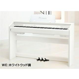カシオ(CASIO)のCASIO プリヴィア カシオ PX750WE 電子ピアノ【引取希望】(電子ピアノ)