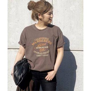 L'Appartement DEUXIEME CLASSE - 新品 【GOOD ROCK SPEED】WANDERERS バイカー Tシャツ