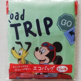 ミッキーマウス(ミッキーマウス)のキリン オリジナル ディズニーデザイン エコバッグ(エコバッグ)