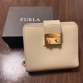 Furla - メトロポリス二つ折り財布