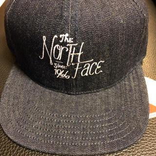 THE NORTH FACE - ノースフェイス デニム キャップ
