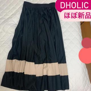 dholic - 【DHOLIC】プリーツスカート ◎