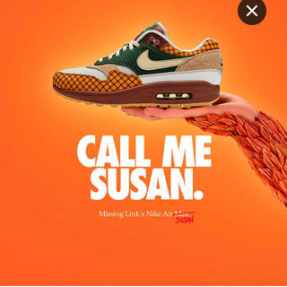 ナイキ(NIKE)のNIKE AIR MAX SUSAN MISSING LINK LAIKA (スニーカー)