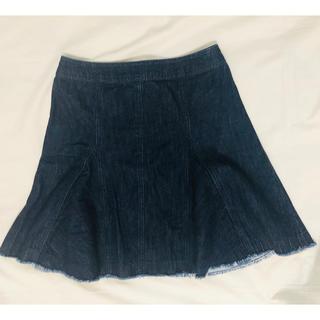 アーバンリサーチ(URBAN RESEARCH)のアーバンリサーチ デニムスカート 36(ひざ丈スカート)