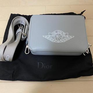 クリスチャンディオール(Christian Dior)の【最終値下げ店舗販売限定 超希少】AIR DIOR バッググレー ディオール(ショルダーバッグ)