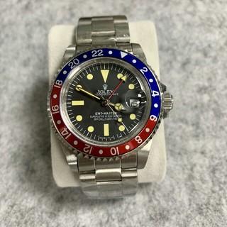 IWC - 超人気  極美品  ROLEX 腕時計 自動巻き