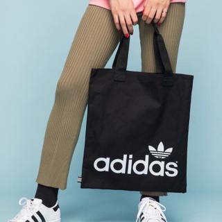 adidas - 新品未使用 adidas オリジナルス ショッパー トート バッグ エコバッグ