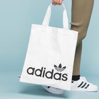 adidas - 新品未使用adidas オリジナルス ショッパー トート バッグ エコバッグ
