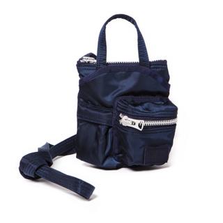 サカイ(sacai)のsacai x porter サカイ ポーター small pocket bag(ショルダーバッグ)