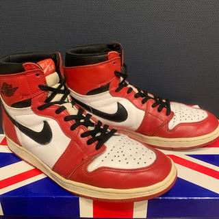 NIKE - Nike air jordan1   chicago  94年製 us10.5