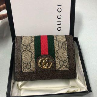Gucci - GUCCI 二つ折り財布 オフディア