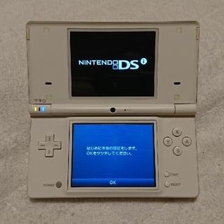 ニンテンドーDS - DSi 白 本体のみ!送料込み ジャンク!