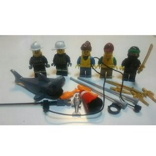 Lego - LEGOミニフィグ5体セット