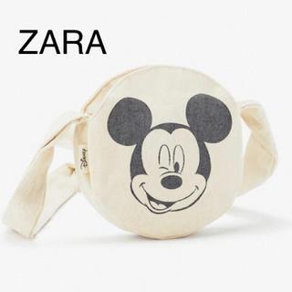 ZARA - ZARA ザラ 新品 DISNEY ミッキー ショルダー バッグ