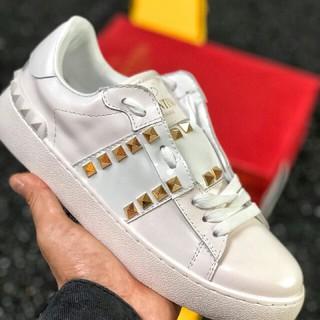 VALENTINO - Valentino 白の靴