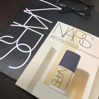 ナーズ(NARS)のナーズ NARSファンデーション サンプル(ファンデーション)
