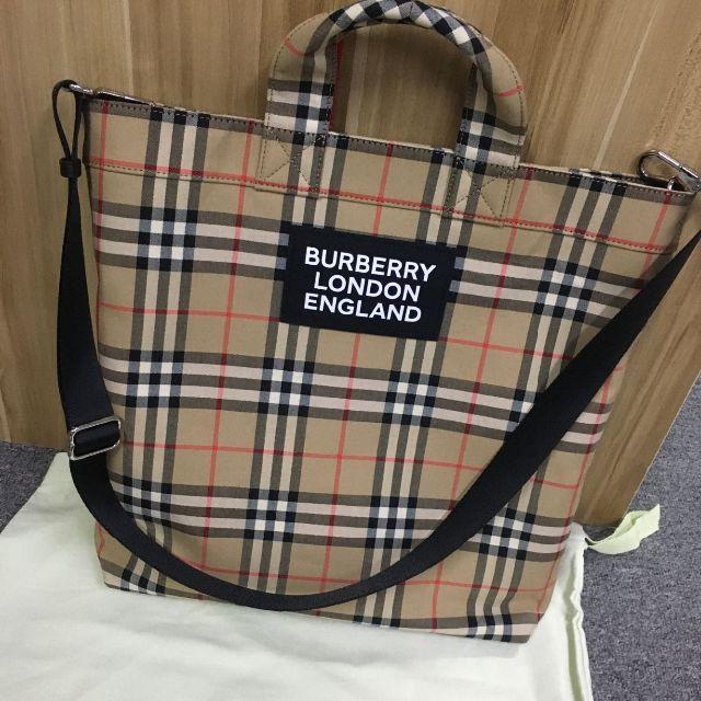 BURBERRY(バーバリー)のバーバリー トートバッグ レディースのバッグ(トートバッグ)の商品写真