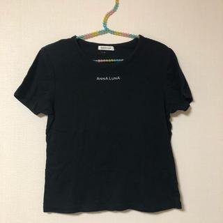 アンナルナ(ANNA LUNA)のTシャツANNA LUNA(Tシャツ(半袖/袖なし))