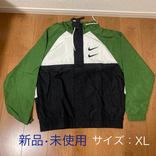 NIKE - 【新品】NIKE ウーブン フーデッド ジャケット size:XL